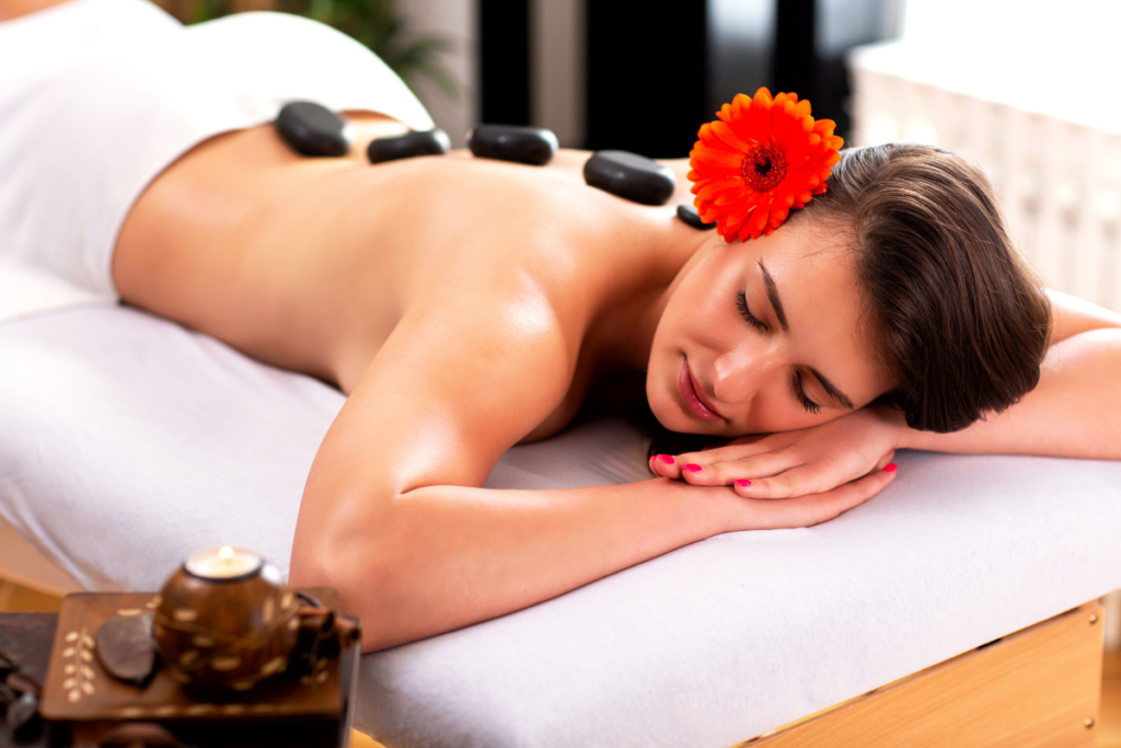 Top 5 different types of massages and their benefits