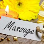 flowers relax gift package slip image on Massage Therapy and Spa - Natural Healing Motives Clinic in Montreal